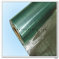 Techo de plástico resistente al techo de tela suelo/del techo de aislamiento térmico/termica techo rollos de aislamiento