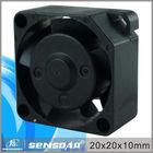 5V 12V dc brushless cooling fan 20*20*10mm tiny fan ventilation