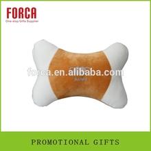 2015 hot selling bone-shaped pillow/cushion/quilt