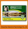 pvc student fake id card