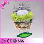 totoro plush toy stuffed animal plush material photo frame