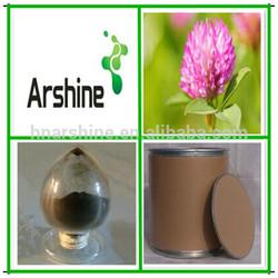 Supply GMP herbal medicine Red Clover extract powder isoflavones -Daidzein, Formononetin, Biochanin A