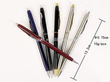 shape head thin pen,office lady use pen TC-1033b