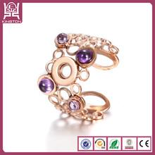 name carved gemstone ring