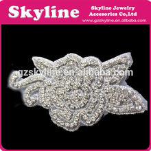 wholesale jewelry Rhinestone Applique Bridal Accessories