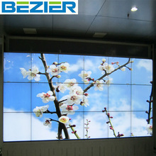 3x5 Full HD 55 inch 5.3mm narrow bezel samsung lcd advertising panel