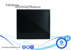 15 inch slim lcd advertising displays,indoor advertising media for mall