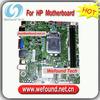 100% Working Desktop Mainboard for HP 661846-001 for IPXSB-DM Cork motherboard socket 1155 chipset H61