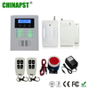 wireless SMS gsm wireless home burglar security alarm system with PIR detector PST-PG992CQ