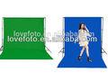 شاشة زرقاء chromakey الكمال مربع الصورة الشاش/ الفيديو خلفية خلفية استوديو