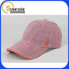 Sunny Shine all 6 panels mesh cheap baseball caps for sale