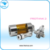 Glass material protank 2 and mini protank, mini protank 2, ego electronic cigarette and atomizer pen from china factory