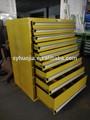 Heavy duty modular armarios/gabinetes herramientas 9 con cajón