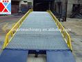 8 T Container carga plataforma, Container ramp dimensão