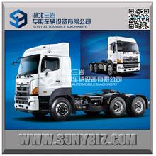 380hp 6x4 hino 700 tractor truck,tractor head truck ,tractor trailer truck