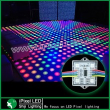 4 LEDs mental case 12v ws2801 5050 smd led module CE, RoHS