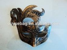 Wholesale custom vintage masquerade mask