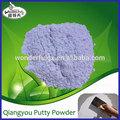 barato y durable interior a prueba de agua de la pared que cubre el material para la pintura de la pared