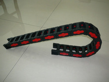 RUIAO TEZ 35 high quality CNC machine bridge / enclosed plastic protecitve towline