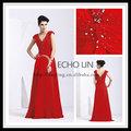 moda nova tendência vestido de noite vermelho real vestidosdedamadehonra barato bridesamid 2013 vestido de tafetá baratos vestidosdedamadehonra