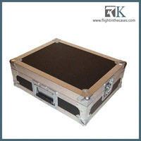Hot selling Mic flight case for your microphone ,Wireless Microphone Flight Cases 6U for MIC Receiver