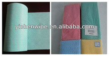 Spunlace Nonwoven Cleaning Cloth Viscose
