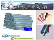 Vacuum forming Plastic Roll Form PVC semi rigid film