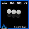 Polypropylene PP ball / hollow ball / plastic floatation hollow balls
