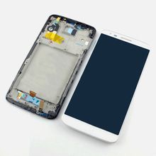 LCD Screen+Touch Digitizer Repair Part for LG G2 F320S LS980 VS980 White