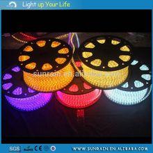 Western led lights christmas socks