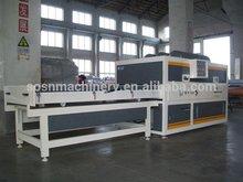 PVC film laminating machine on the door MDF panel vacuum membrane press machine
