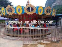 New style professional amusement park games track train