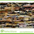fachada de pedra natural da china preços mais baratos de ardósia cultural pedra da pedreira