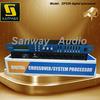 DP226 RS-232 interface digital audio processor
