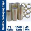 acrylic adhesive carton sealing tape china adhesive product