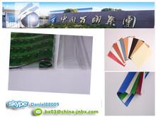 Plastic Decoration Roll Form PVC semi rigid film