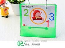 on sale! fashionable acrylic desk calendar stand Shenzhen