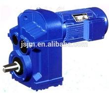 F series High Efficiency /Speed Reducer Gear Box /transmission gear