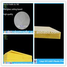 Soundproof Fiberglass Insulation Ceiling And Fiberglass Ceiling Board Production Products
