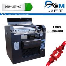 CE China hot inject dtg printers of digital fabric/textile/garment/cloth/T-shirt printing machine