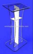 Acrylic Church Pulpit/Acrylic Lectern/Acrylic Rostrum