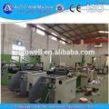 descartáveis de alumínio recipiente oval e tampas que faz a máquina