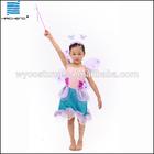 Halloween beauty little mermaid costume for kids