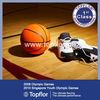 Hot sale cheap indoor basketball court floor