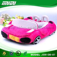 small comfort soft plush pet dog cat bed