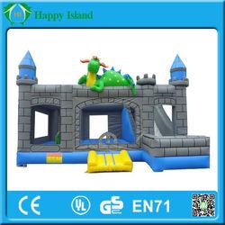 2014 HI CE 0.55mm pvc good quality buy a bouncy house