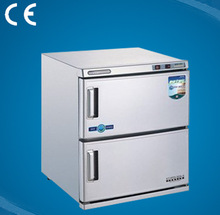 2014 hot sale products towel cabinet/towel warmer cabinet for beauty salon equipment