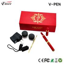 Hottest e cigarette dry herb vape pen vaporizer portable vision pen vaporizer made in Vnice