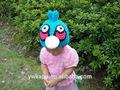 Whlolesale malha chapéus de inverno crochet chapéus de animais para crianças