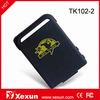 TK102-2 smart mini gps tracker with internal GPS antenna OEM acceptable